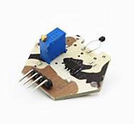 módulo de color camo digital de prueba de temperatura para Arduino (dc 3.3 ~ 5v)