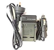 UE / UA / UK / US cordon 4.2v DC NB-4L / 6L / chargeur de voiture 8L pour Canon Ixus 55 Ixus 60 Ixus 65 Ixus 70