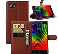 Litchi Around Open Standoff Phone Holster Suitable for Lenovo Vibe Z2(Assorted Color)