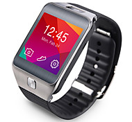 NO.1 G2 Bluetooth 4.0 Wearable Smartwatch Sapphire Glass/Pedometer/Heart Rate/Waterproof/Anti-lost for iOS Smartphone