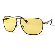 Men 's Polarized Rectangle Sunglasses