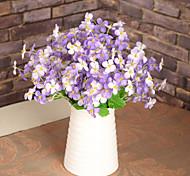 Филиал Пластик Сирень Букеты на стол Искусственные Цветы