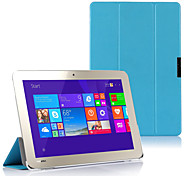 IVSO Toshiba Encore 2 WT10-A32 / A64 10.0-Inch windows 8.1 tablet ultra-thin Smart Cover Case (Blue)