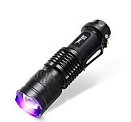 TanLu 1 Mode 20 Lumens LED Flashlights/Handheld Flashlights 14500 Adjustable Focus