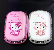 Colorful Diamond Hello Kitty Mobile Power Universal Mobile Phone Battery Charging Treasure
