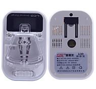 Ederon lcd d08 nero caricabatterie universale