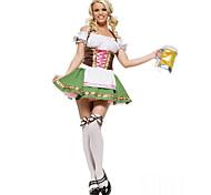 - Oktoberfest - für Frau - Kostüme - mit Kleid