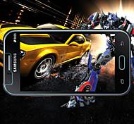 hd slim gefälschten Fingerabdruck kratzfest Glasfilm für Samsung-Galaxie j5