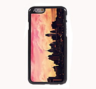New York City Design Aluminum Hard Case for iPhone 6