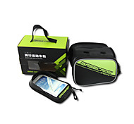 Basecamp® Saco da bicicleta 1.8LLBolsa para Quadro de BicicletaÁ Prova-de-Água / Á Prova-de-Chuva / Lista Reflectora / Prova-de-Pó / Á