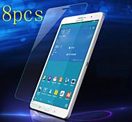 8 stuks hoge duidelijke screen protector voor de Samsung Galaxy Tab 7.0 4 t230 T231 tablet beschermfolie