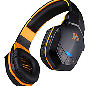 KOTION EACH B3505 Wireless Bluetooth 4.1 Stereo Gaming Headset with NFC Mic for iPhone6/ Samsung - Orange