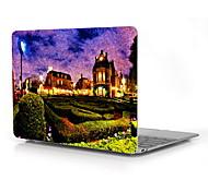 """o design colorido casa de corpo inteiro caixa de plástico de proteção para 12 """", o novo MacBook com tela retina"""