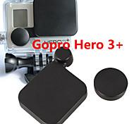 Accesorios GoPro Tapa de Objetivo Para Gopro Hero 2 / Gopro Hero 3+ Plástico