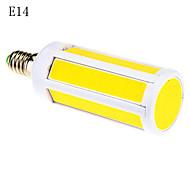 E14 / B22 / E26/E27 7W COB 490 LM Warm White / Cool White LED Corn Lights AC 220-240 V