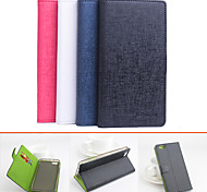 Protective PU Leather Magnetic Vertical Flip Case for Huawei Honor 4X(Assorted Colors)