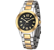 Men's Watch Japan Original Movement Classic Simple Style Stainless Steel Strap Luxury Brand Watches