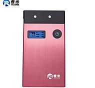 banco de la energía 5000mah cuadro ruimi®magic adecuado para todo tipo de teléfono móvil