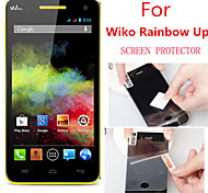 High Definition Screen Protector Flim for Wiko Rainbow Up