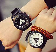 Unisex Colorful Couple's Watch Student Men Or Women Watch Cool Watches Unique Watches