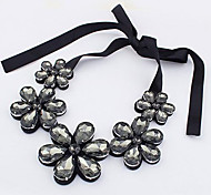Cusa Flower Pendant Necklace