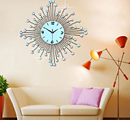 Fashion Modern Iron Wall Clock