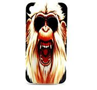 orangutan modello TPU del telefono materiale per iphone 4 / 4s