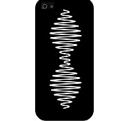 Curve Pattern Phone Back Case Cover for iPhone5C