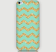 Broken Line Pattern Phone Back Case Cover for iPhone5C
