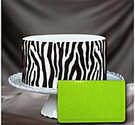 украшения торта формы 3d торт трафарет силиконовые формы зебры кожи для помады шоколадный торт и искусства&ремесла