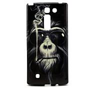Smoking Monkey   Pattern TPU Soft Case for LG H502