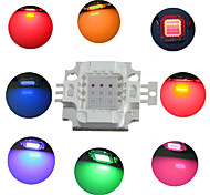 DIY 10W RGB High Power Energy Saving Lamp Chip Integrated LED Module (DC 30-33V)