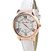 Women's Fashionable Style Alloy Analog Quartz Wrist Watch