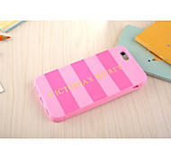 Silicone Material Piano Style for iPhone 6Plus (Assorted Colors)
