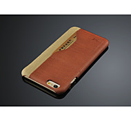 Hot sale leather case for iphone 6 plus