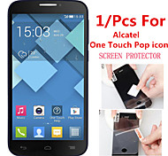 High Definition Screen Protector Flim for Alcatel One Touch Pop Icon