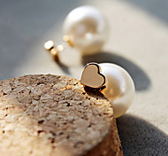 HUALUO®New Love Fashion Pearl Earrings