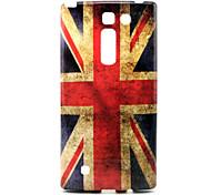 British flag Pattern TPU Soft Case for LG H502