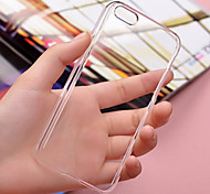 Clear Crystal PC Back Case for iPhone 5C