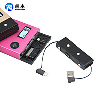 banco de la energía cuadro ruimi®magic 10000mah adecuado para todo tipo de teléfono móvil