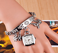 Women's Watches Listing LOVE Bracelet Quartz Watch Cool Watches Unique Watches