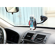 Adjustable Car Windshield Car Dashboard Smart Phone Cradle Mount Holder For Samsung/iPhone/LG/HTC/Xiaomi