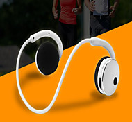 EAMEY Wireless Bluetooth Smart Headset with Pedometer FM Radio Micro SD Card Function