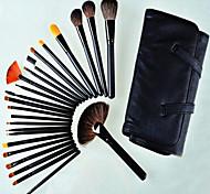 24 pcs Pro Design Easy Makeup Brush Set