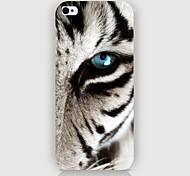 Tigerauge Muster Telefon zurück Fall Deckung für iphone5c