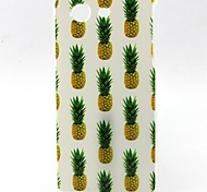 ananas modello materiale TPU soft phone per sony z3 mini