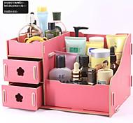 Aufbewahrung für Make-Up Kosmetik Box / Aufbewahrung für Make-Up einfarbig 30.0 x 19.0 x 17.0
