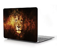 "Cool Lion Design Full-Body Protective Case for 12"" Inch The New Macbook with Retina Display (2015 Release)"