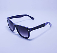 100% UV Oval Sunglasses