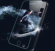 hd explosão arco humorado filme de proteção de vidro para iPhone 5 / 5s